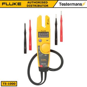 FLUKE T5-1000 Spannung & Anschluss Strom Elektrisch Tester + 2 Jahre Garantie