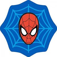 "Official Marvel Spider-Man ""Abstract"" Character Bedroom Non-Slip Rug GIFT"