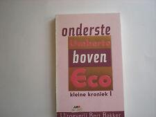 Book:Umberto Eco Ondersteboven