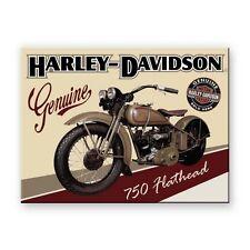 Magnets Harley Davidson Original Custom (HD14223) motorcycles moto biker chopper