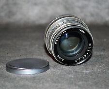1962 JUPITER-8 50mm f2 KMZ Soviet M39 Lens - USA Seller