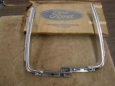 NOS OEM Ford 1971 1972 1973 Galaxie 500 LTD Quarter Window Mouldings Trim