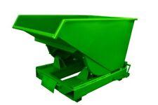 Kippcontainer Kippmulde Kippbehälter Container Müllcontainer Stapler 300 l GRÜN