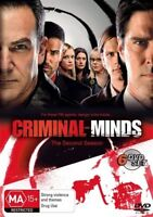 Criminal Minds : Season 2 DVD : NEW