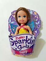 Zuru Sparkle Girlz Unicorn Princess Cupcake Doll 4.5 inch Mini Doll No.10094E