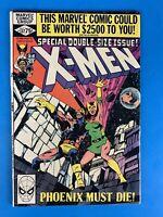 The Uncanny X-Men #137 (Death of Jean Grey) 🔑