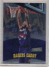 1997-98 Stadium Club Hoop Screams Marcus Camby #HS8