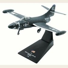 Grumman F9F-2B Panther / Cougar US Jet Fighter Aircraft Diecast Model 1/72 No 47