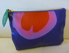 Lola Marc Jacobs Purple Makeup Cosmetics Bag, Brand New!