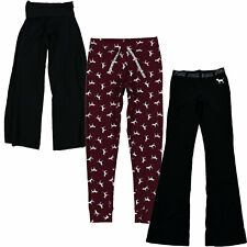 Victoria's Secret Pajama Pants Sleep Thermal Cozy Sleepwear Lounge Bottoms New