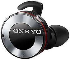 Onkyo W800bt Bluetooth Earphone Type Full Wireless Black W800BTB