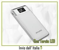 Power Bank 10000mAh COMPATTO per LG OptimusGK , X cam 05034