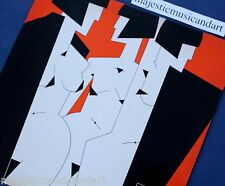 ORIGINAL 1982 LINDER STERLING ART COVER LUDUS VINYL LP VERY RARE