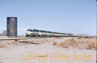 Arizona & California GP38m 3804 Rice, CA 1996 - Original slide