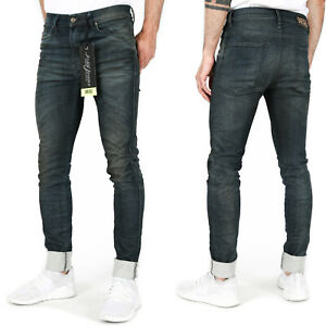 Diesel Mens Skinny Fit Jogg Jeans Stretch Sweat Pants Blue | D-REEFT-T 0870Y