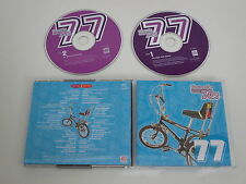 VARIOUS/SOUNDS OF THE 70s/1977(TIME LIFE MUSIC TL 469/05) 2XCD ALBUM
