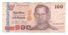 New listing Thailand - 100 Baht