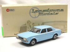 Lansdowne Models LDM 56 1979 Ford Cortina MK IV 1.6L 4-Door Saloon blue 1:43