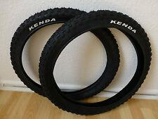 Fahrradreifen Kenda K-50 20x2,125 Zoll (57-406) BMX 20 Zoll Reifen 2 stück