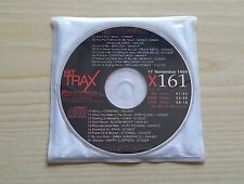 HIT TRAX (BON JOVI, ROLLING STONES, SEAL, CHER) - CD PROMO COMPILATION