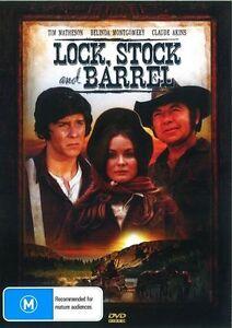 Lock Stock And Barrel DVD New Sealed Australia Region 4