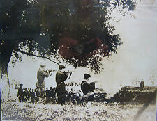 WW 2 News Photo, Dispatch Photo News Service, 1943, firing squad?