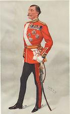 1908 ORIGINAL VANITY FAIR AUFDRUCK ~ SOUDAN SIR AHF PAGET~ SPY