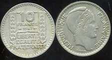 10 francs TURIN  1947 petite tete  ( bis )