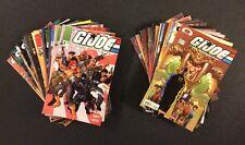 GI JOE #1 - 43 Comic Books FULL SERIES Image/Devils Due Real American Hero VF