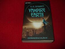 E. E. Knight - VAMPIRE EARTH - Donnerschläge - Band 3