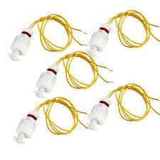 5Pcs Mini Tank Pool Liquid Water Level Sensor Horizontal Float Switch Connector