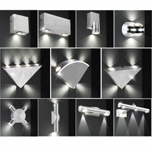 LUXUS LED WANDLEUCHTE WANDLAMPE WANDSTRAHLER WANDFLUTER FLURLAMPE FLUR 46572271