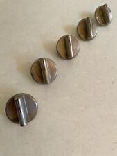 Sub Zero Stovetop Control Knobs Set of 5 800506Ss