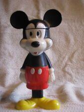 Mickey Mouse Avon Bubble Bath Decanter, Circa 1960's