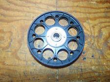 Mikado LOGO 14 Principale Albero del rotore DRIVE GEAR & Cuscinetto unidirezionale per motori di hacker