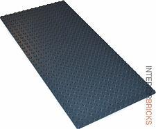 "LEGO® Parts: Large Baseplate - Dark Blue Gray 16x32 (10""x5"") - NEW Piece (bulk)"