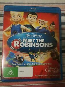 Meet The Robinsons | Blu-ray | Like New