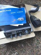 Vintage Midland International Cb Radio New In Original Box