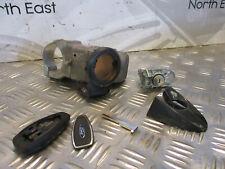 2014 FORD ECOSPORT X-PACK LOCK SET IGNITION BARREL DOOR LOCK KEY REMOTE #22765