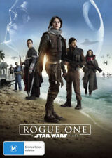 Rogue One: A Star Wars Story  - DVD - Region 4 [New & Sealed]