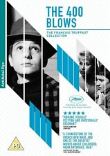 THE 400 BLOWS (LES QUATRE CENTS COUPS) - DVD - REGION 2 UK