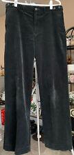 Polo Ralph Lauren Black Corduroy Jeans Men's Size Measure W33 L30