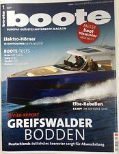 BOOTE Das Motorboot-Magazin - 1/2021