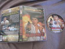 Police story 2 de Jackie Chan avec Maggie Cheung, DVD, Action/Kung-Fu