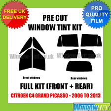 CITROEN C4 GRAND PICASSO 2006-2013 FULL PRE CUT WINDOW TINT