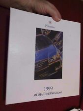 1999 Cadillac Deville-Eldorado-Seville-Catera FANCY Press Binder