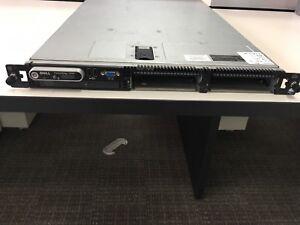 Dell 1U Poweredge 1950 | 2 * Intel Xeon 2.0Ghz | 48GB RAM | 2 * Dual NIC | 2K1