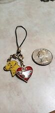 I love my Yellow Lab Cell Phone Charm, Zipper pull, keychain use for anything