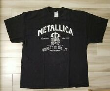 2005 Metallica Whiskey In The Jar Made In San Francisco T Shirt Size XL Band Tee