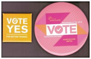 Vancouver political PBs: Vote Yes for better Transit; Vote 2014